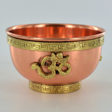 Small Copper Bowls with Magic Symbols - Six Designs