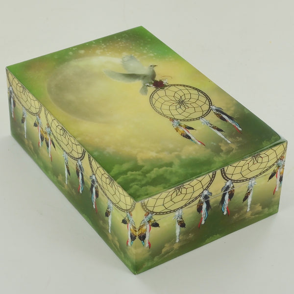 Tarot Card Storage Box - Dreamcatcher - Prezents.com