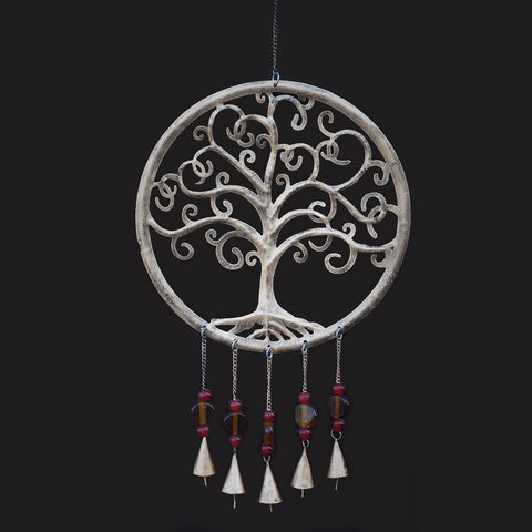 Tree of Life Metal Wind Chime