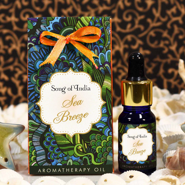 Sea Breeze Aroma Therapy Oil in Beautiful Gift Box 10ml