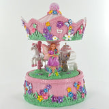 Musical Carousel - Fairy & Unicorn - Prezents.com