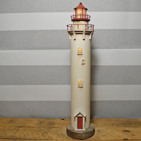 LED Lighthouse Ornament- Large