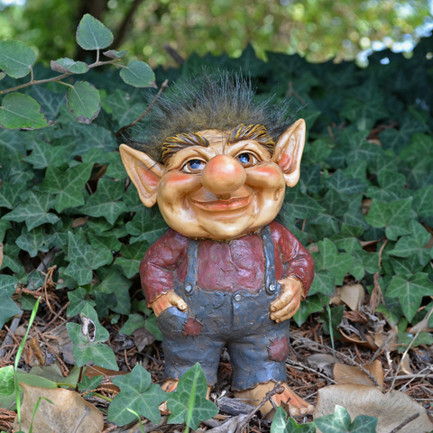 Troll Town - Troll With Hands In Pockets Large