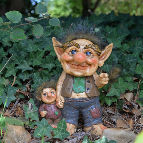 Troll Town - Troll Parent & Child