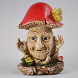 Mushroom People - Tim the Toadstool - Prezents.com