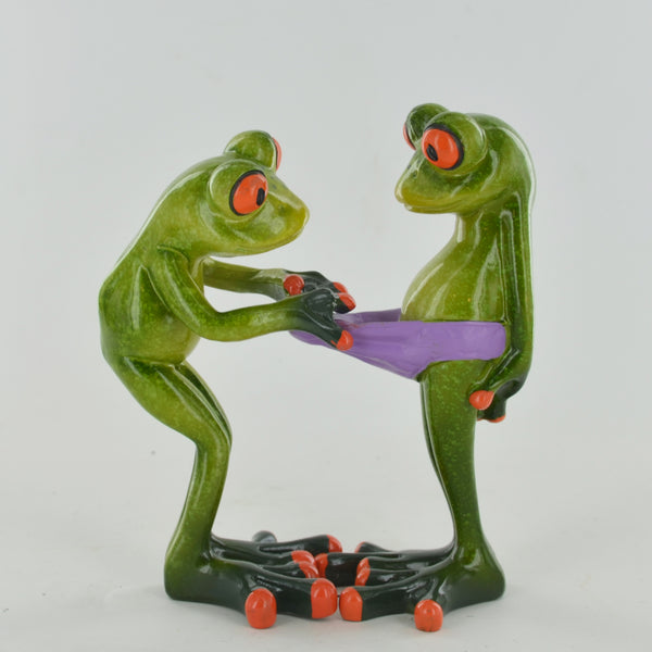 Comical Frogs - Cheeky Pants - Prezents.com