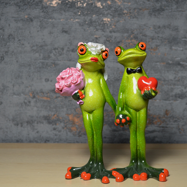 Comical Frogs - The Big Day