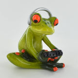 Comical Frogs - Super Gamer