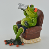 Comical Frogs - Beer Time