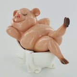 Comical Pigs - In the Bath