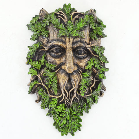 Tree Face Plaque - Arthur