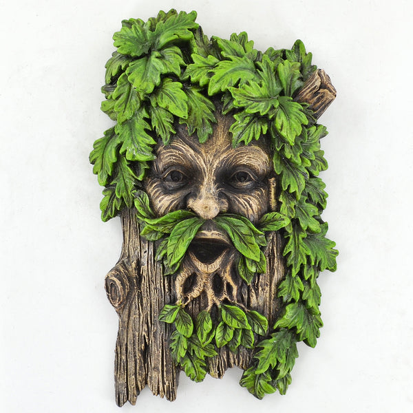 Tree Face Plaque - Merlin