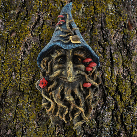 Gwydion Wizard Tree Ent - Wall Plaque