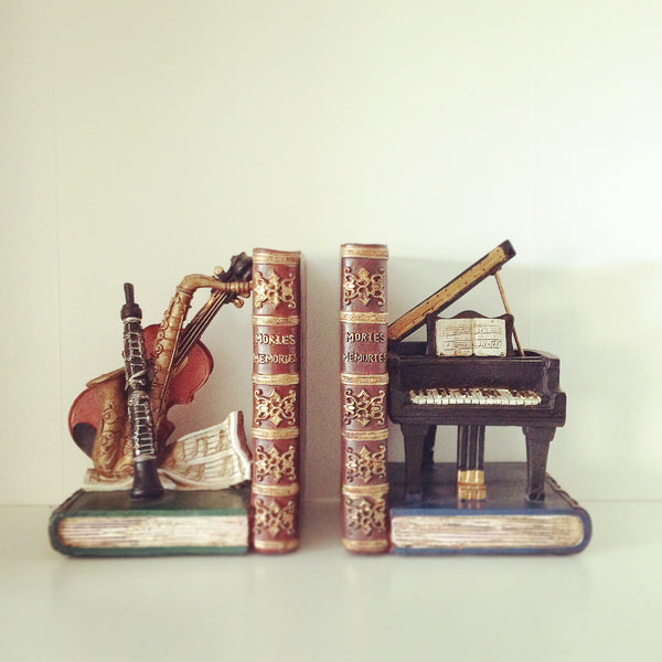 Classical Musical Instruments Shelf Tidies - Prezents.com