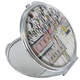 L.S Lowry Going To Work Compact Mirror - Prezents  - 2