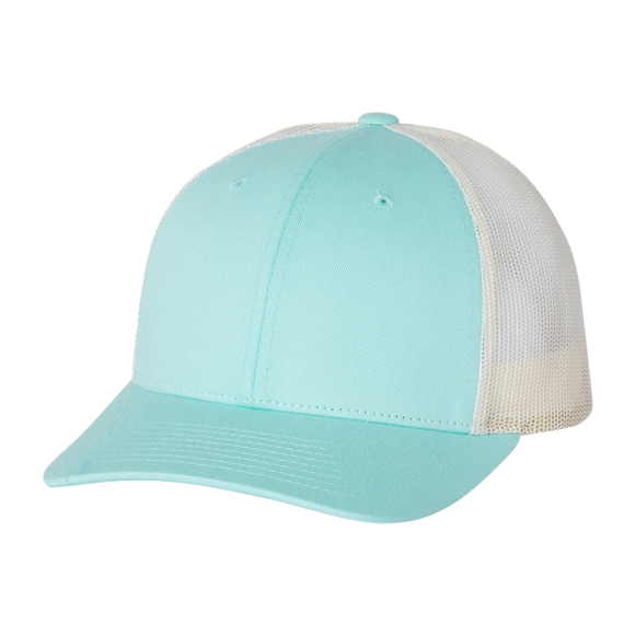 B2072 Low Profle Trucker Cap