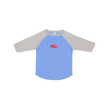BY1810T Toddler Baseball Fine Jersey Tee