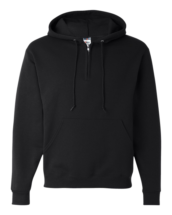 B1527 Jerzees Quarter-Zip Hoody