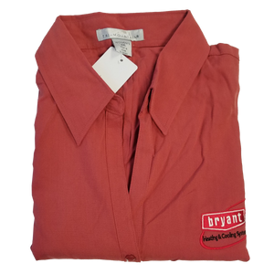 871 Ladies Carolina Microfiber Shirt