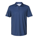 B2082 Mens Diamond Dot Print Polo