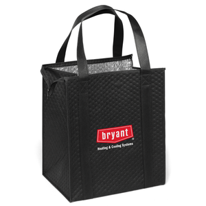 B1332 Insulated Zippered Tote