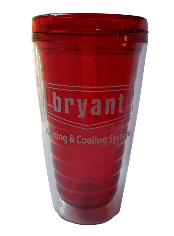 B1338 Econo 16 oz. Tumbler with Lid & Straw