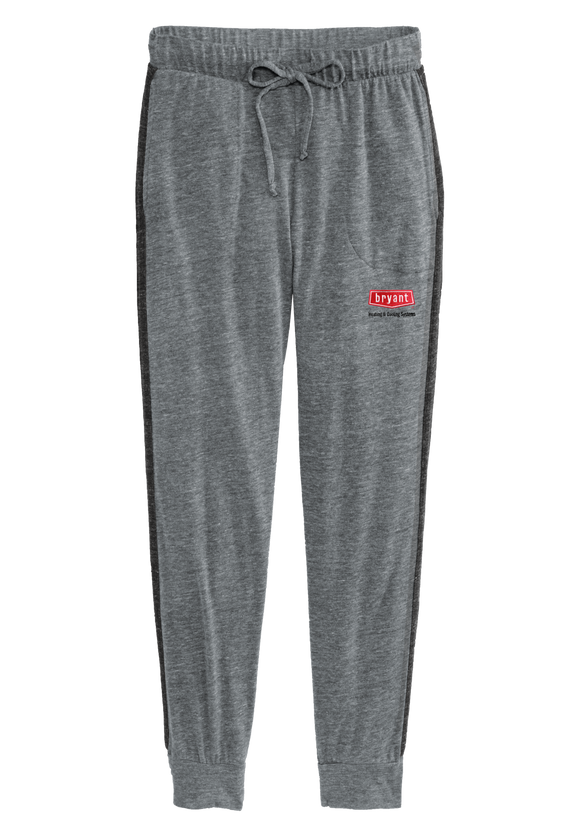 B1689 Ladies Eco-Jersey Jogger Pants