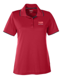 B1783W Core 365 Ladies Motive Performance Pique Polo