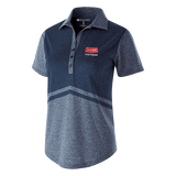 B1851W Ladies Seismic Polo