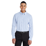 B1979 Mens CrownLux Performance Micro Windowpane Shirt