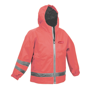BY1809T Toddler New Englander Rain Jacket