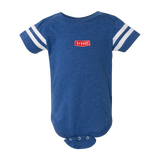 BY1813B Infants Football Onesie