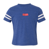 BY1813T Toddler Football Tee