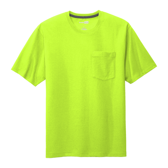 B2067 Mens Workwear Pocket Tee