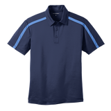 B1501M Mens Silk Touch Performance Colorblock Polo
