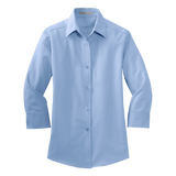 B1302W3/4 Ladies Easy Care 3/4 Sleeve Shirt