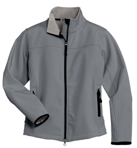 B1619W Ladies Glacier Soft Shell Jacket