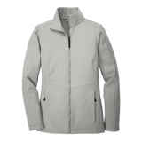 B1905W Ladies Collective Soft Shell Jacket
