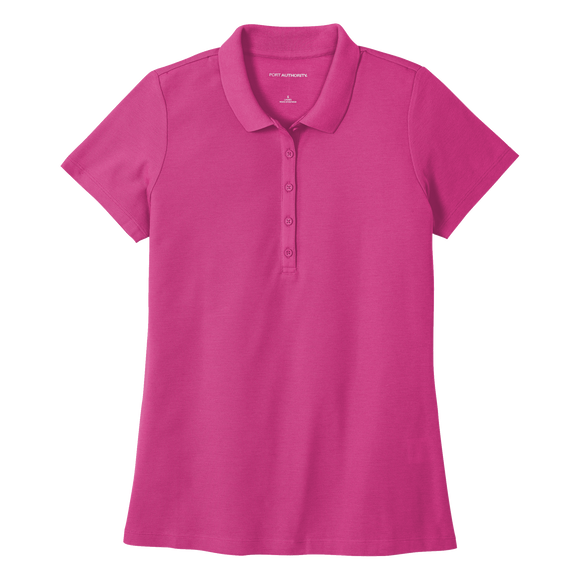 B2119W Ladies Short Sleeve SuperPro React Polo