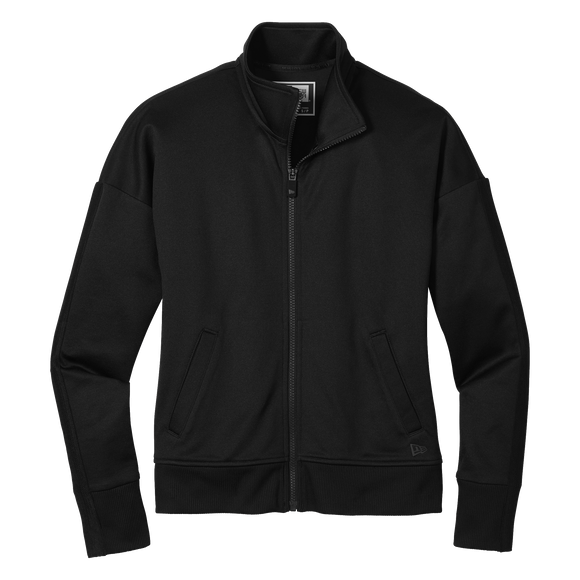 B2043W Ladies Track Jacket