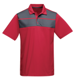 B1772M Mens Streak Polo