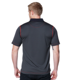 B1779 Mens Carbon Fiber Race Polo