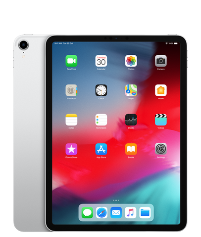 Apple iPad Pro Silver 11-inch 64GB WiFi