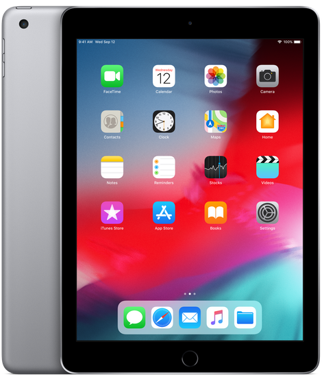 Apple iPad Space Grey 128GB Wi-Fi