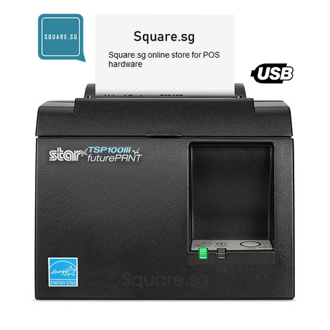 Star Micronics TSP143 IIIU USB 80mm Thermal Receipt printer