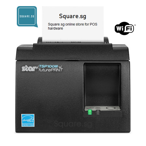 Star Micronics TSP-143IIIW Wifi Thermal Receipt Printer
