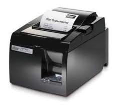 Used Star Micronics TSP-143IIE LAN Receipt printer