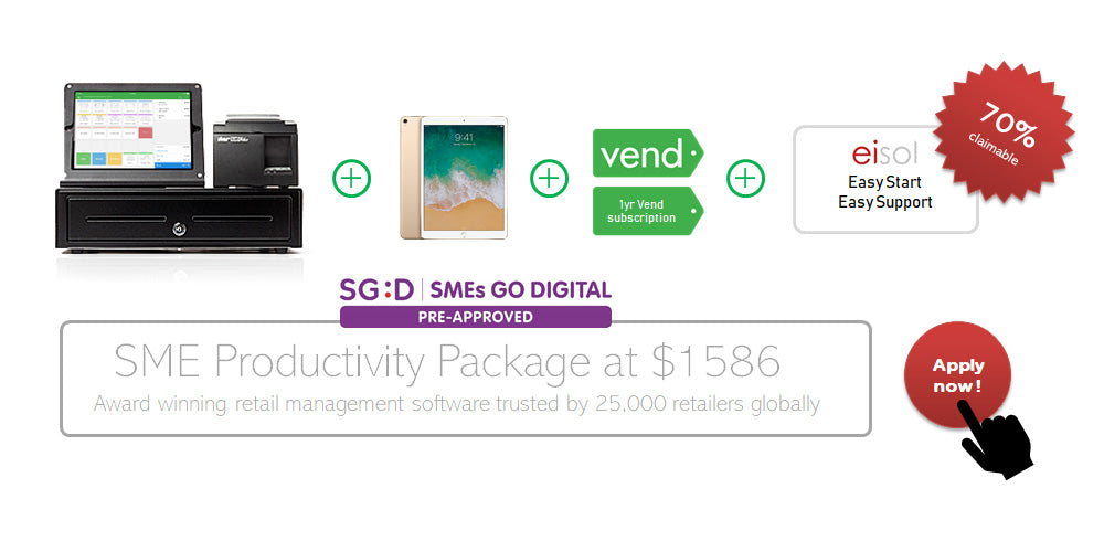 SME Productivity Solution Package