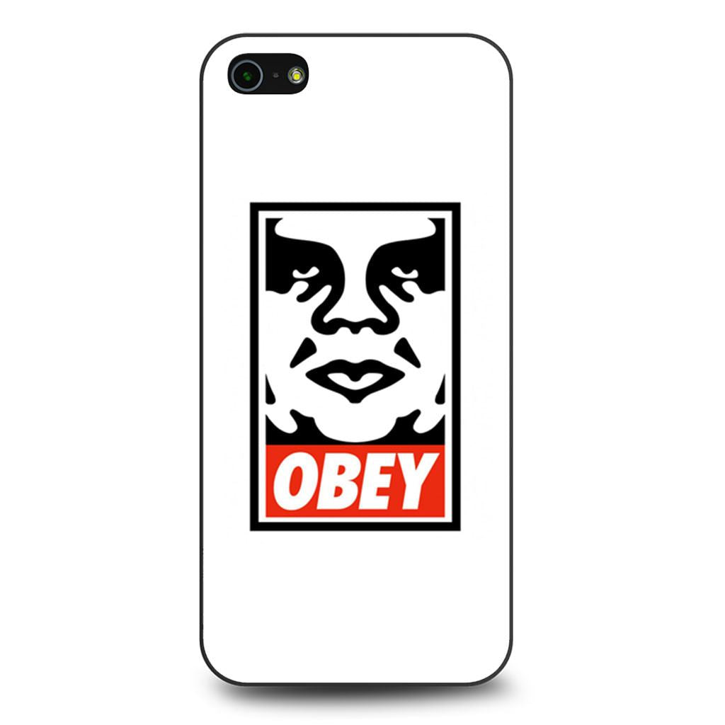Andre The Giant Has A Posse Obey iPhone 5/5s/SE case