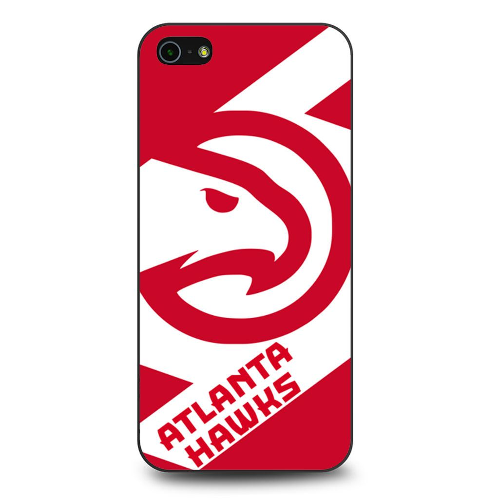Atlanta Hawks iPhone 5/5s/SE case